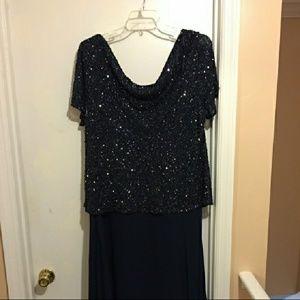 Dresses & Skirts - Beautiful Navy Dress